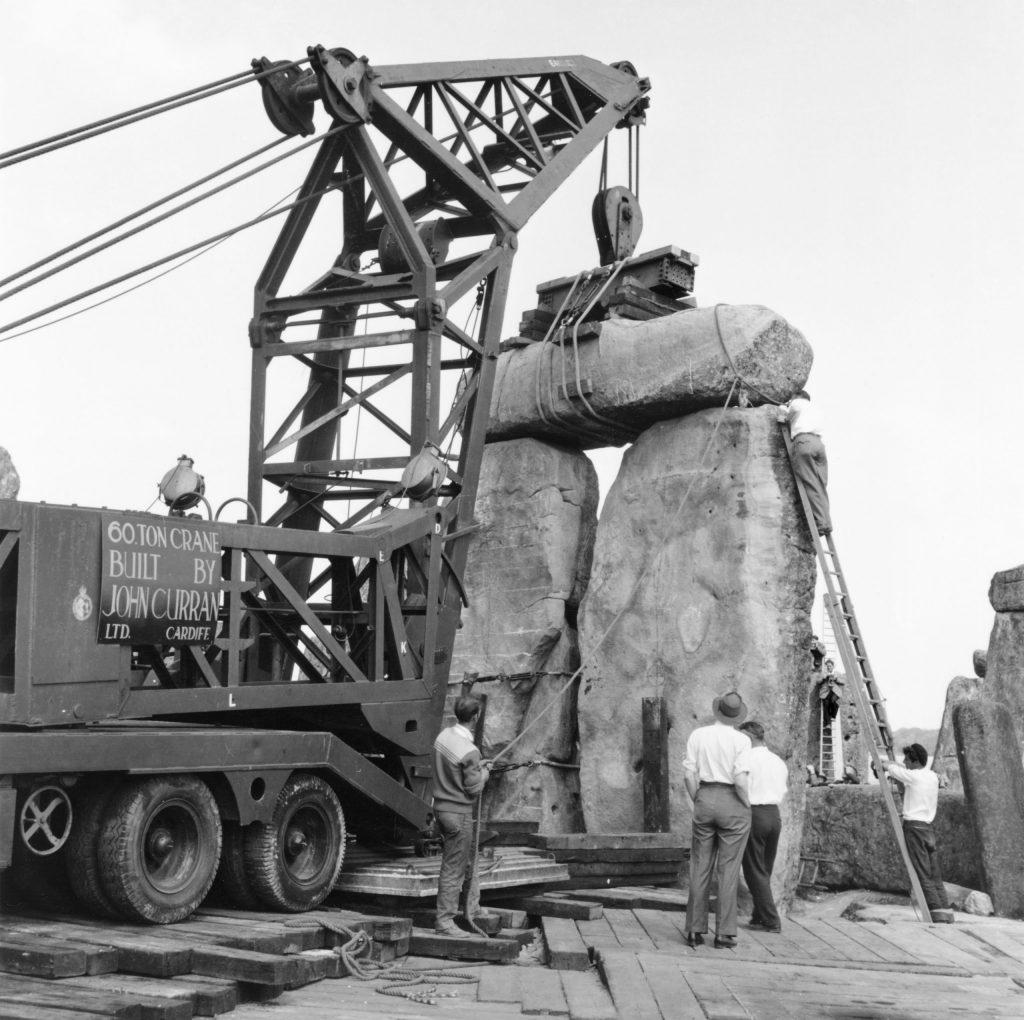 Stone Circle construction