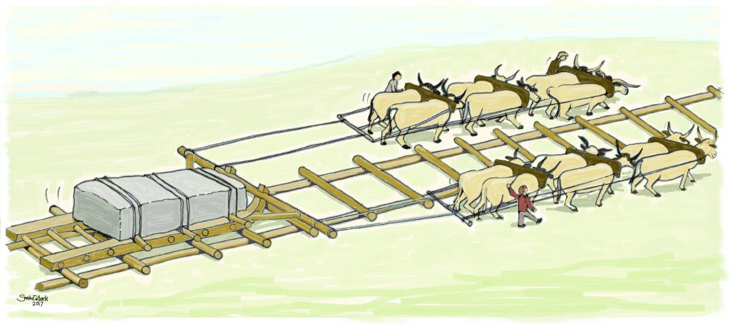 How stonehenge was made by Sarah Ewbank